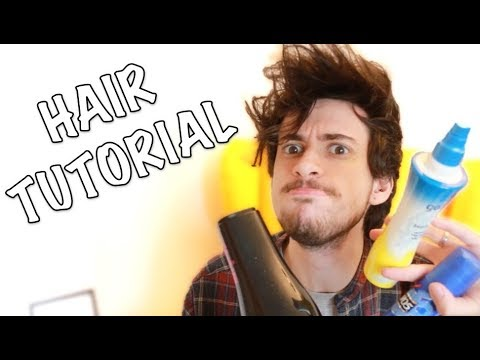 HAIR STYLING TUTORIAL