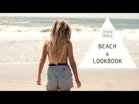 BEACH LOOKBOOK | Erin Rose
