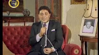 حسين الإمام׃ باسمع صوت حسن الإمام في ودني حتى بعد رحيله وهو بالنسبة لي مُعلم وأب