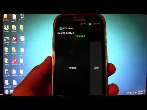 One Click Unlock Bootloader, Samsung Galaxy S3, Verizon!