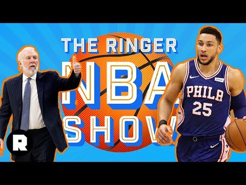 Narrowing Down the West, the Wide-Open East, and Sixers, Sixers, Sixers   Heat Check (Ep. 244)