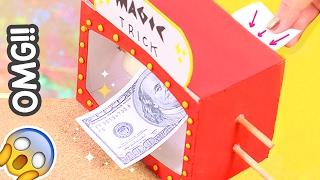 ¡ESTÁ INCREÍBLE! Like si te gustó el efecto :D  Me super encantó está idea, sirve para imprimir dinero, fotos y sorprender a tus amigos con este truco que parece magia.   Yo opino que se puede adaptar perfecto para un regalo sorpresa para tu novio, mejor amiga, cumpleaños, ¡sirve para todo! me gustó demasiado y espero que a ti también alkjalsfkjaopiwrpoj xD   PARTICIPA EN EL SORTEO ASÍ:  1. suscribiéndote aquí: http://bit.ly/PonteCrafty  2. Suscribiéndote acá: http://bit.ly/1XZY4E4  LISTO! Puedes ganar uno de los 2 kits!    · SUSCRIBETE GRATIS: http://bit.ly/PonteCrafty · DESCARGABLES:  http://craftingeek.me   ♥ ✄ ✏ TIENDA http://www.holadiy.com   ♢ SNAPCHAT craftingeekliz ♡ FACEBOOK http://www.facebook.com/craftingeek ♢ TWITTER http://www.twitter.com/craftingeek ♡ INSTAGRAM http://instagram.com/craftingeek ♢ PINTEREST http://bit.ly/CGurlP  Esa cámara instax puede ser tuya, participa para poder ganarla ;)