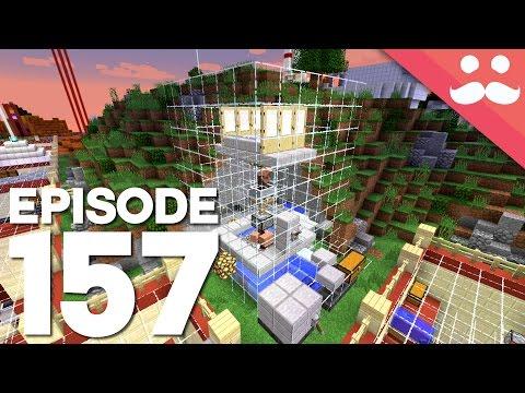 Hermitcraft 4: Episode 157 - NEW MEGA BREEDER!