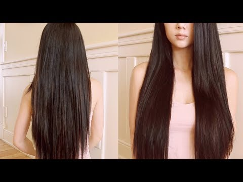 Castor Oil & Aloe Vera Gel to TRIPLE Hair Growth and Prevent Hair Loss