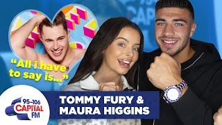 Love Island's Maura Responds To Curtis' Sexuality Comments 👀 | FULL INTERVIEW | Capital