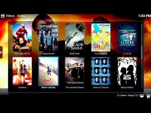 Watch Latest Movies & TV Shows in HD For FREE on PC & Android Latest Kodi Addons 2016, Buffering Fix