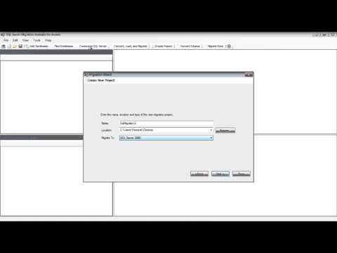 How to Convert an Access Database to SQL Server