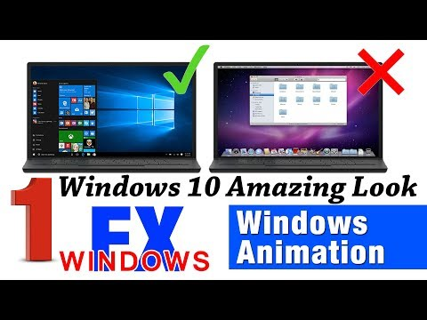 Windows Amazing Look | Windows 10 Better Then Mac Only 1 Software