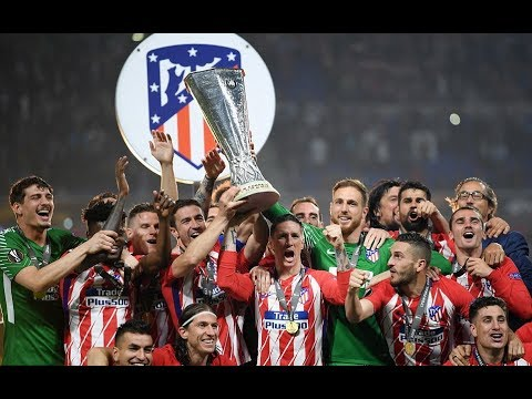 ATLETICO MADRID 3-0 MARSEILLE ANALYSIS | GRIEZMANN GOALS WIN THE TROPHY FOR SIMEONE