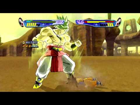 Dragon Ball Z Budokai 3 HD (Xbox 360) Dragon Universe as Broly