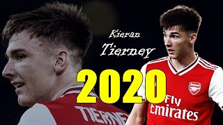 Kieran Tierney Skills of Mature Players 2020