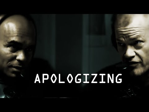Does Apologizing Show Weakness? - Jocko Willink and Echo Charles
