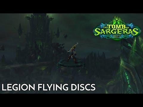 Broken Shore | Legion Flying Discs