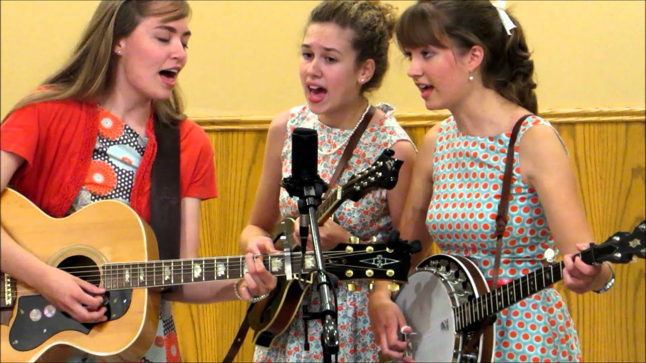 """McKinney Sisters sing """"Nothing But the Blood"""""""