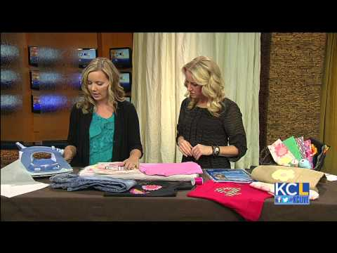 Applique Shirts with Angela Walters