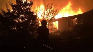 Fire: Coffey Park (Monday, Oct. 9)