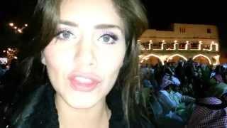 Arabic Dance in Qatar - Danza Arabe en Qatar