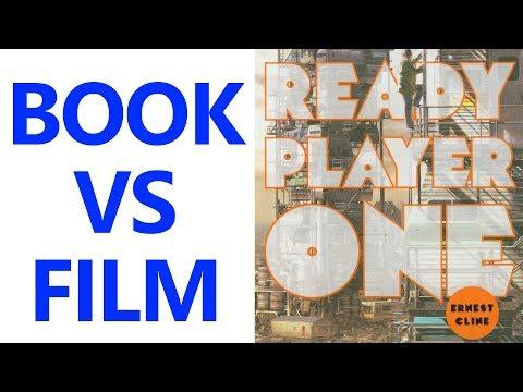 Ready Player One: Book vs Film - Geek Book Club!
