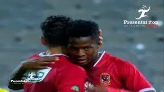 أهداف مباراة الأهلي 2 - 0 الإسماعيلي   الجولة الـ 4 الدوري المصري