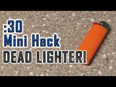 How To Revive a DEAD LIGHTER!