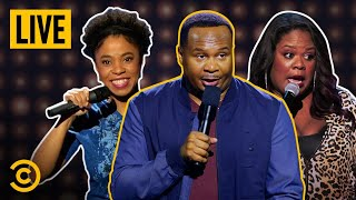 🔴 STREAMING NOW: Celebrate Black Comedians with Comedy Central Stand-Up