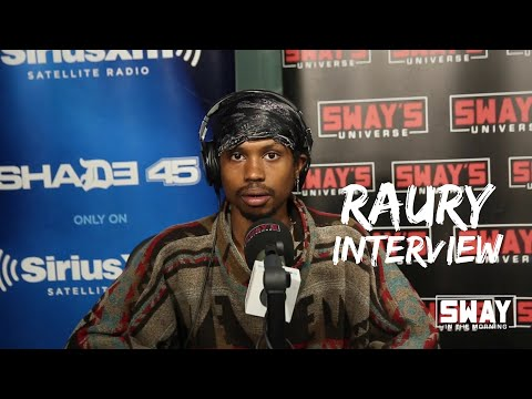 Raury Speaks on New Album 'The Woods', Split with LoveRenaissance and New Energy + Freestyles