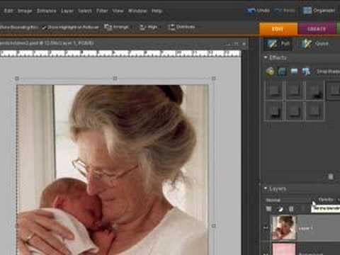Creating Custom Background Paper using Blend Modes
