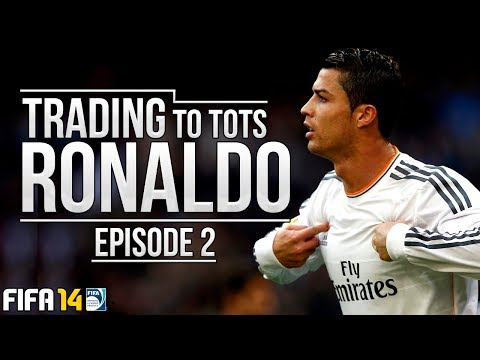 Road to TOTS Ronaldo | ''First Coins! CL-Final!'' #2 | FIFA 14 Ultimate Team Trading