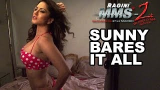 Sunny Leone bares it all for Ragini MMS-2 photoshoot