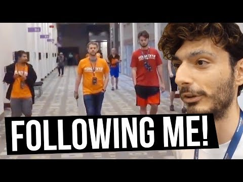 Dreamhack Staff Following Me?! (Cx RV Tour Day 8)