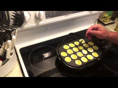 Best way to cook/fry Quails eggs, Use a Takoyaki maker ?