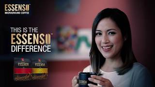 Experience The ESSENSO™ Difference - Anna Kristina Parker