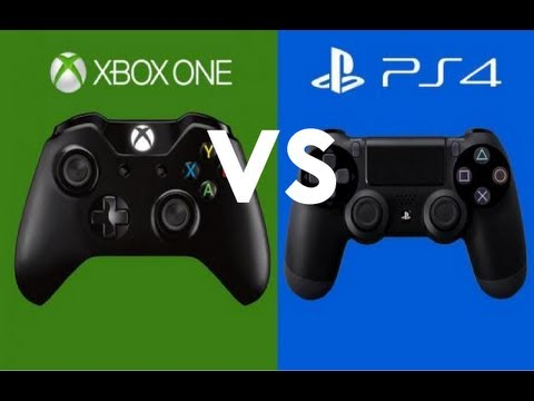 Playstation 4 VS Xbox One: What Should You Buy?