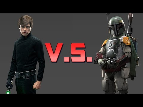 Heroes Vs Villains Montage - Battlefront