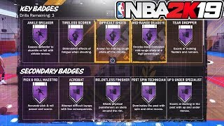 FASTEST METHOD TO ALL HALL OF FAME PLAYMAKING BADGES IN NBA