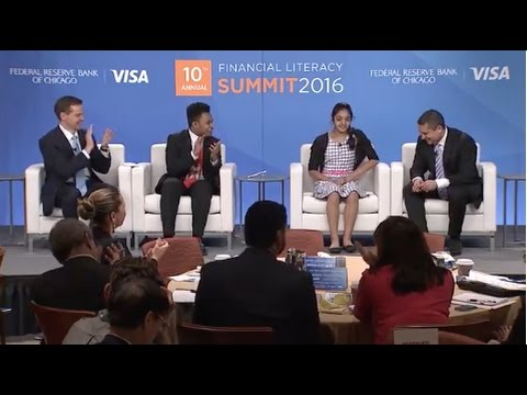 2016 Financial Literacy Summit Program Showcase: Money Smart Week