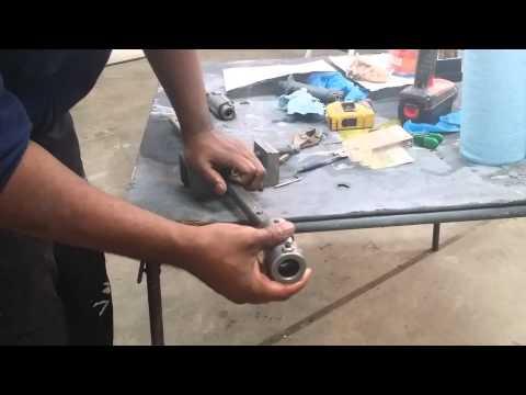 Steering Intermediate Shaft Upgrade/Modification 'DARKNESS'