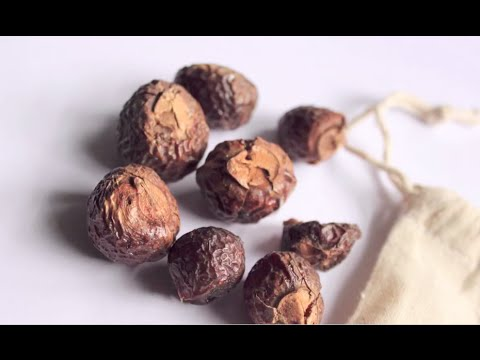 How to use Soap Nuts - Natural Laundry Care, Cleaner, Shampoo, Shaving Cream