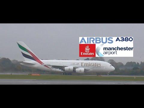 Emirates Flight 22 (Manchester to Dubai)