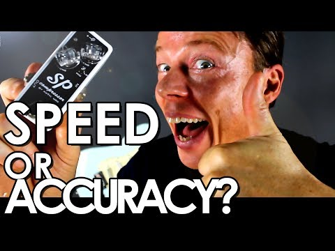Guitar speed or accuracy?