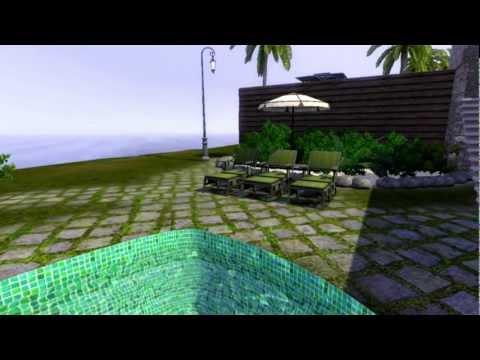 Sims 3 House : Tara House