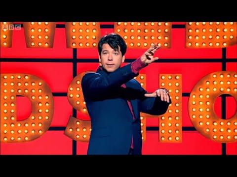 Michael McIntyre on Google Earth  - Michael McIntyre's Comedy Roadshow - BBC Comedy Greats