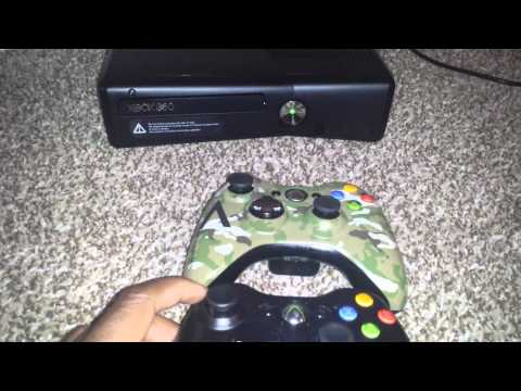 My xbox 360 slim controller wont sync, how to fix