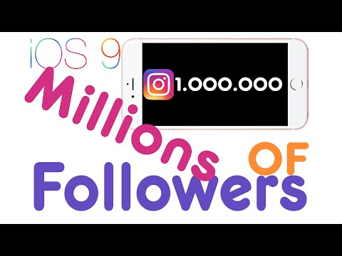 How To Get Millions Of Followers Without Cydia Ios (9.3.2)