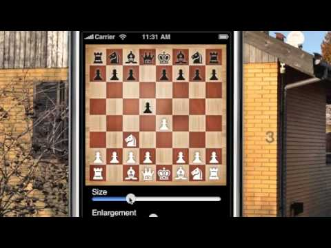 iPhone Chess Game