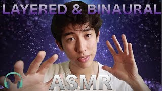 YOU will Fall Asleep in 30 Minutes to this BINAURAL & LAYERED ASMR Video