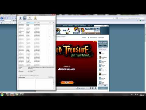 How To Download/Save Flash Games From Your Browser In Seconds (Firefox)