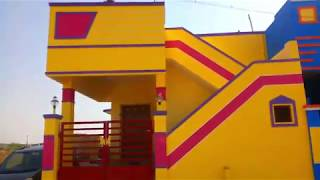 2 BHK INDIVIDUAL INDEPENDENT HOUSE VILLA FOR SALE IN VEPPAMPATTU