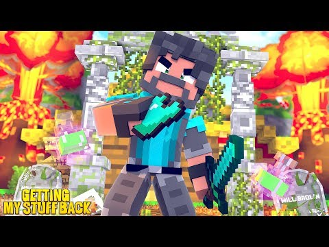 GETTING MY STUFF BACK | MINECRAFT ALL THE MODS 3 [#2]