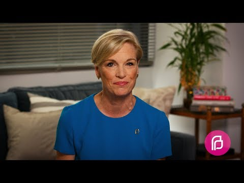 A Message from Cecile Richards| Planned Parenthood Video
